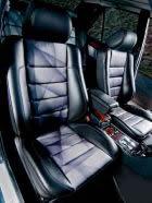 mercedes-benz E500 Seating